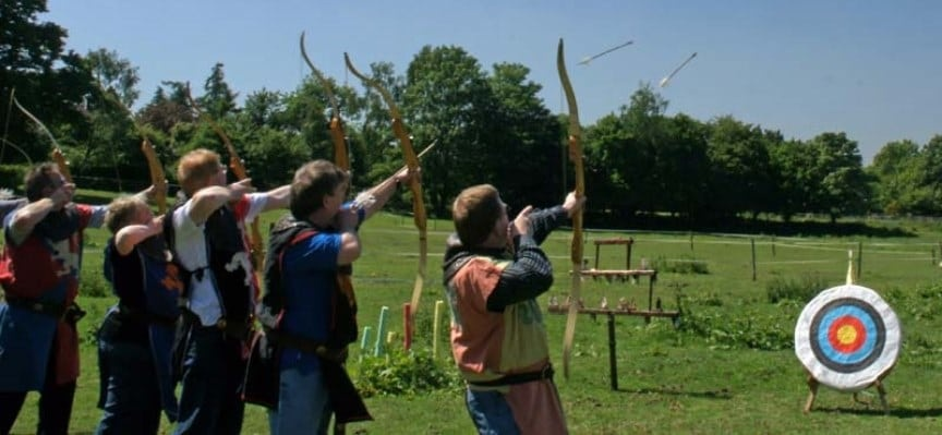 Medieval Horse Archery Experience in Warwick-4