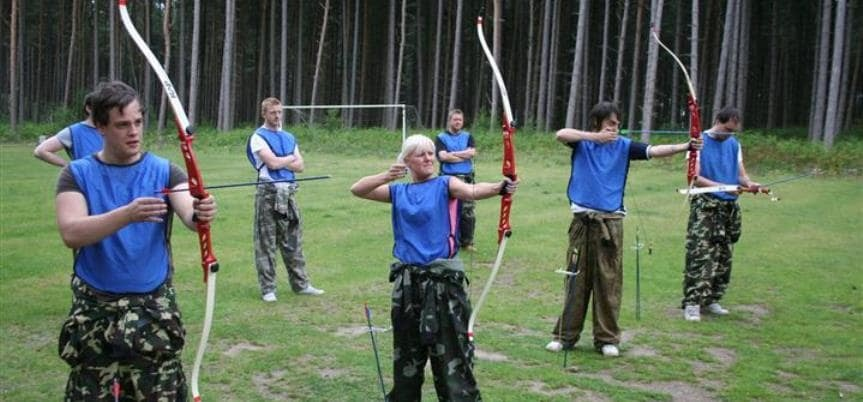 Nottingham Archery Lessons For Two-2