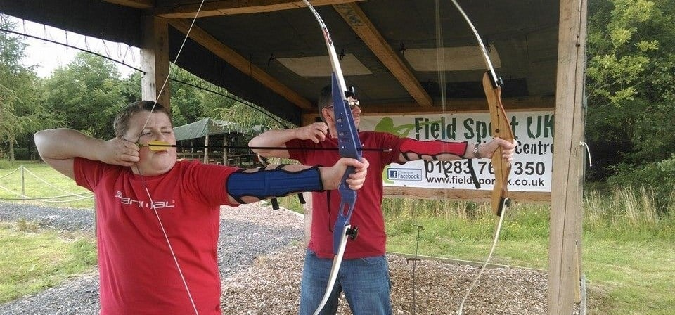 Leicester Archery Session For 2-4