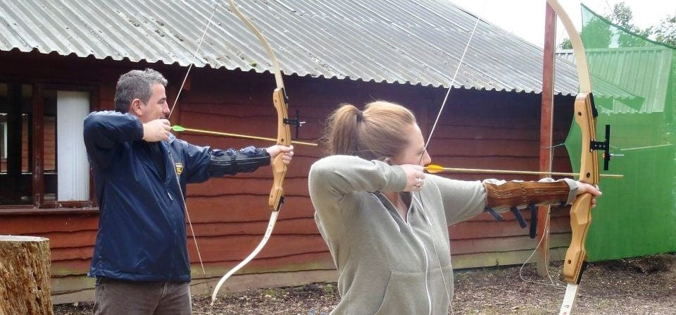 Archery Experience For Two - Reading-3