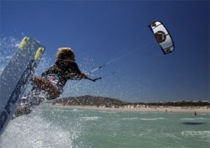 James Boulding Kitesurfing