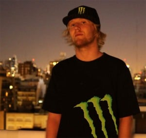 Dan Nott, Monster Energy Drinks