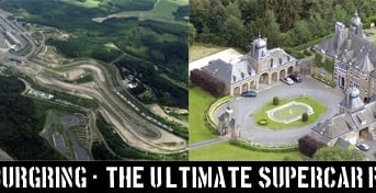 Ultimate Driving Holiday – Nurburgring Rally