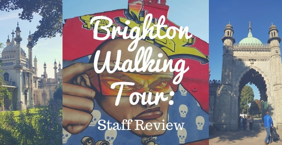 Brighton Bubbly Private Walking Tour Review!
