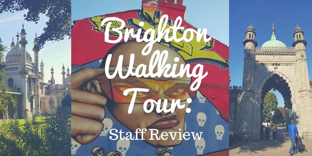 Brighton Walking Tour 1