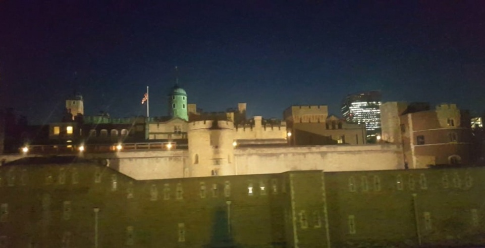 London Ghost Bus Tour Review