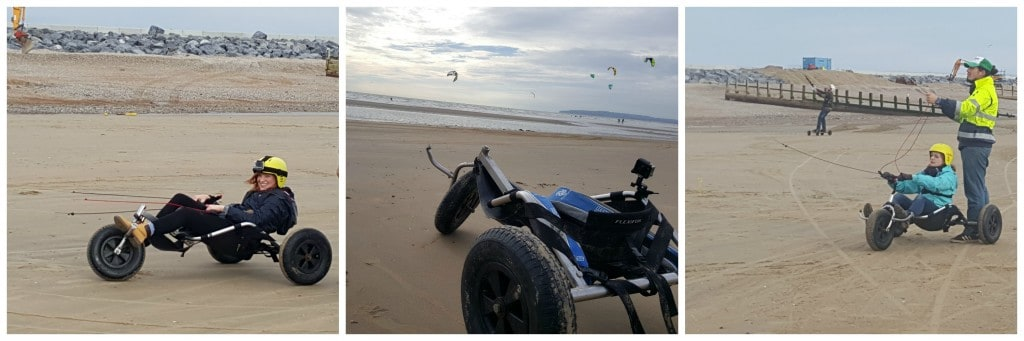 Kite Buggy lesson 9