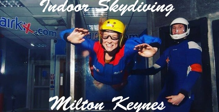 Staff Review: Indoor Skydiving