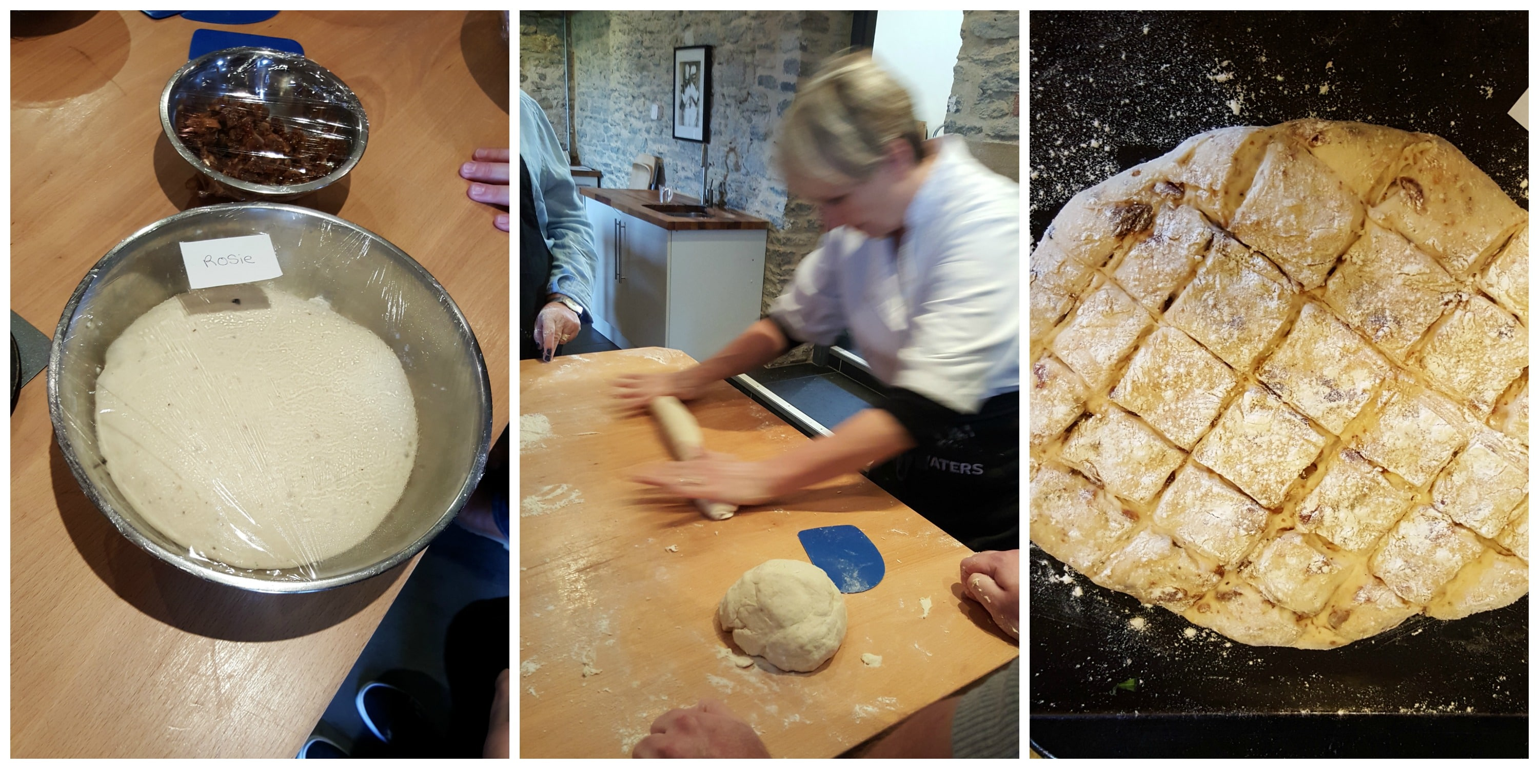 Lesley Waters Cookery School Experience 4