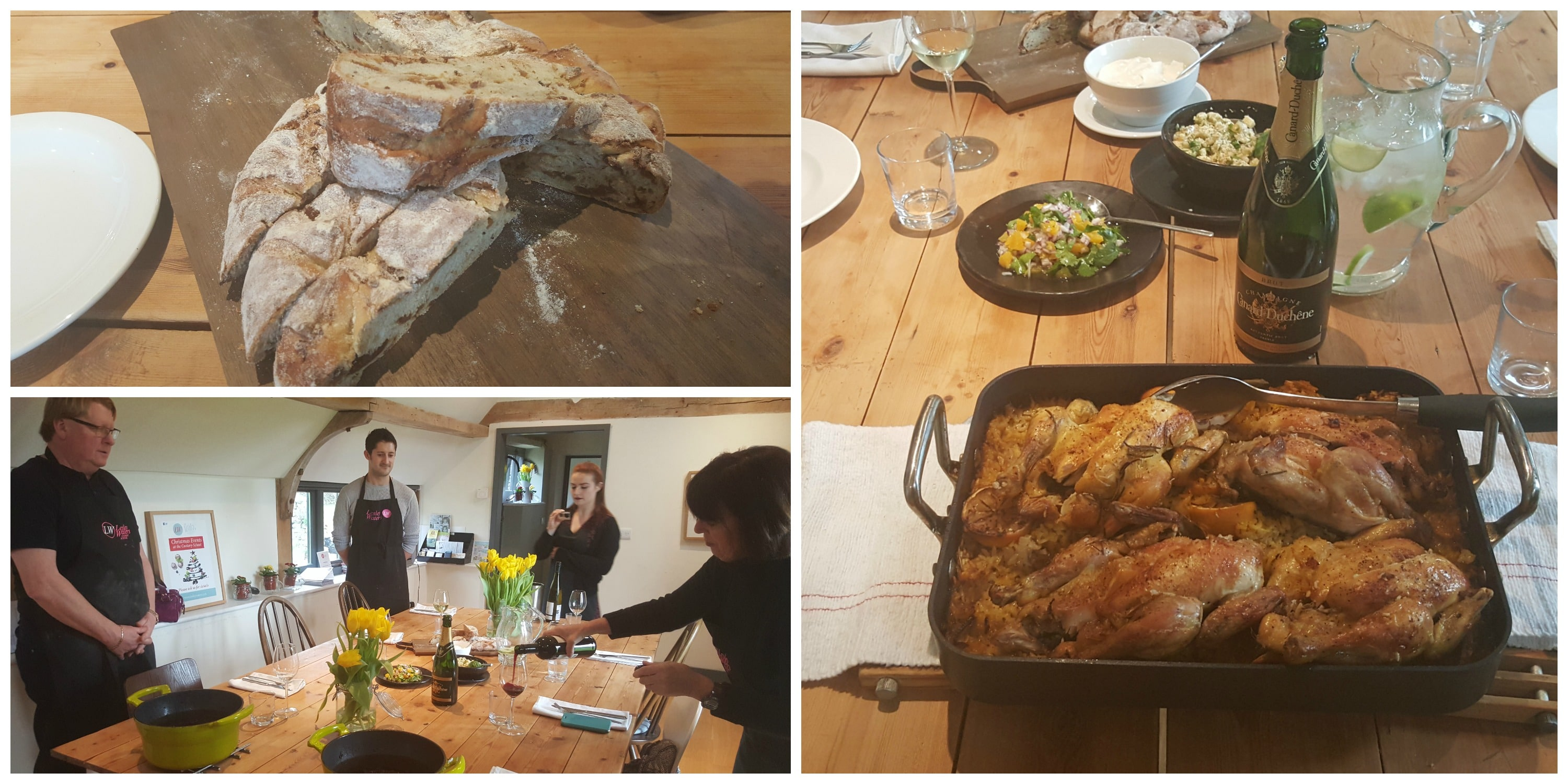 Lesley Waters Cookery School Hampshire9