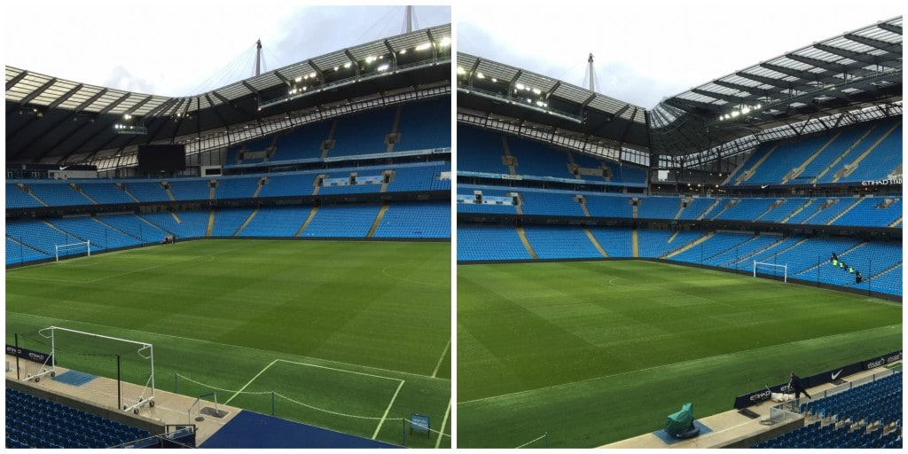 Manchester City FC Stadium Tour 2