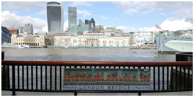 London Bridge Food Tour 5