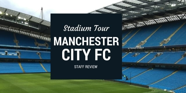Machester City Stadium Tour 1