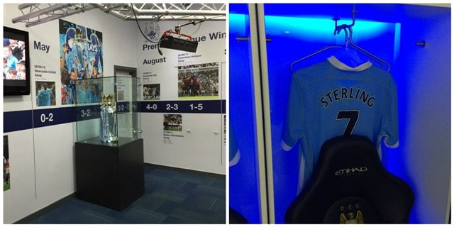 Manchester City Stadium Tour 4