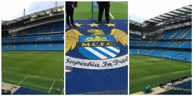 Manchester City Stadium Tour 5