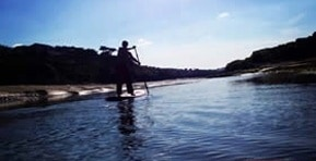 Stand Up Paddleboarding; A History