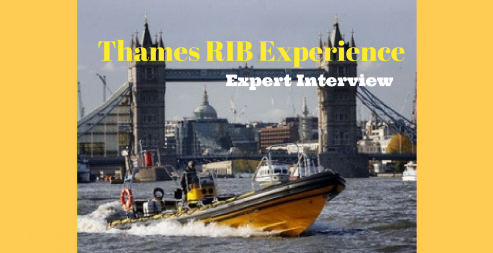Expert Interview with Thames RIB Experience