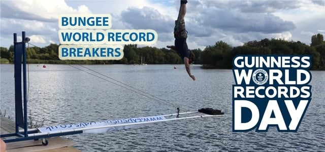 Bungee Jump World Record Holders