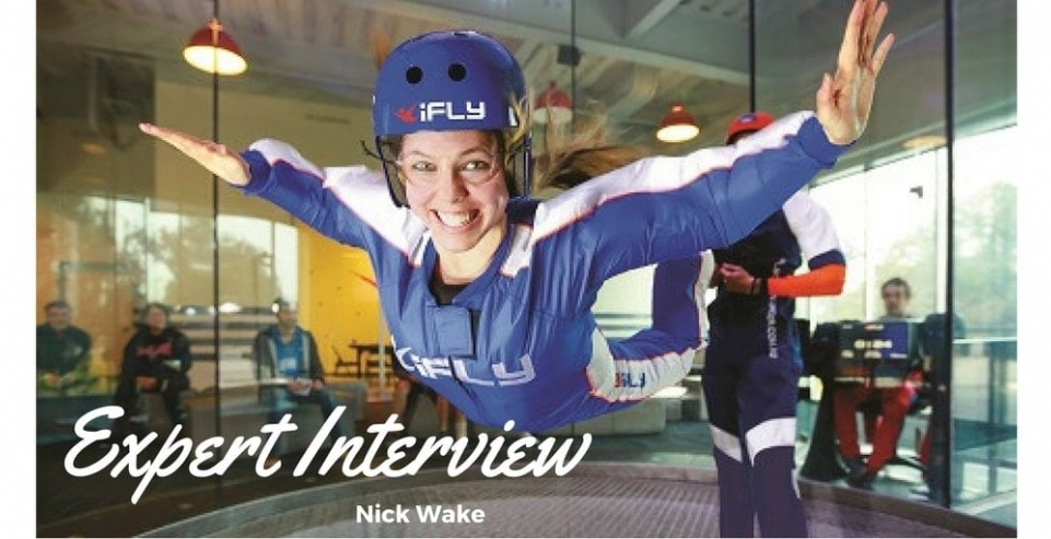 Expert Interview with Nick Wake of iFLY.