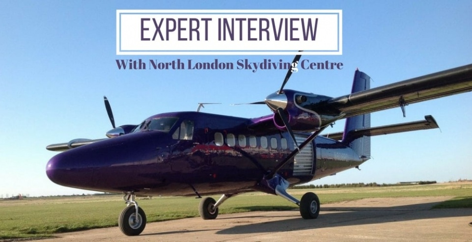 Expert Interview with North London Skydiving Centre