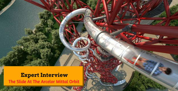 Expert Interview with The Slide at The Arcelor Mittal Orbit