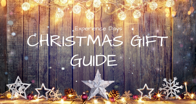 Christmas Gift Guide 2017 - Experience Days