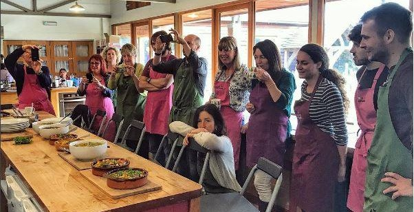 Expert Interview with Harts Barn Cookery School