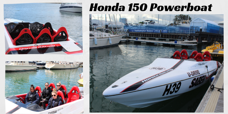 Jet Viper, Honda 150 and Thunderbolt Powerboat Experience in