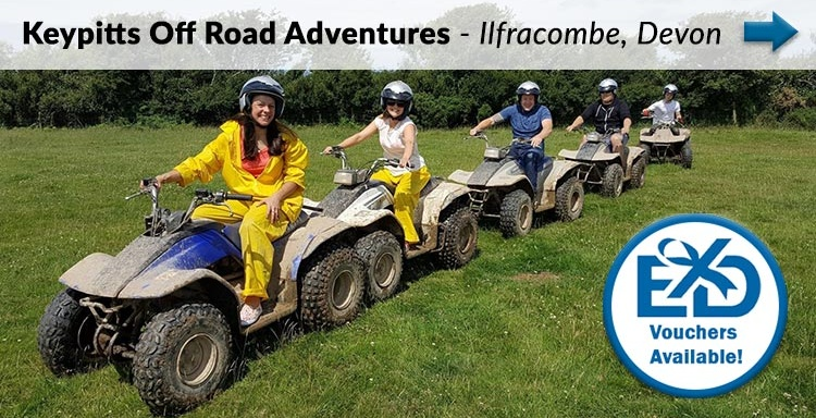 X Places to Go Quad Biking in the UK (A Geographic Guide)