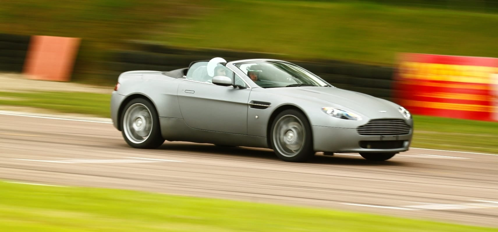 3 Mile Aston Martin Driving Experience Various Locations