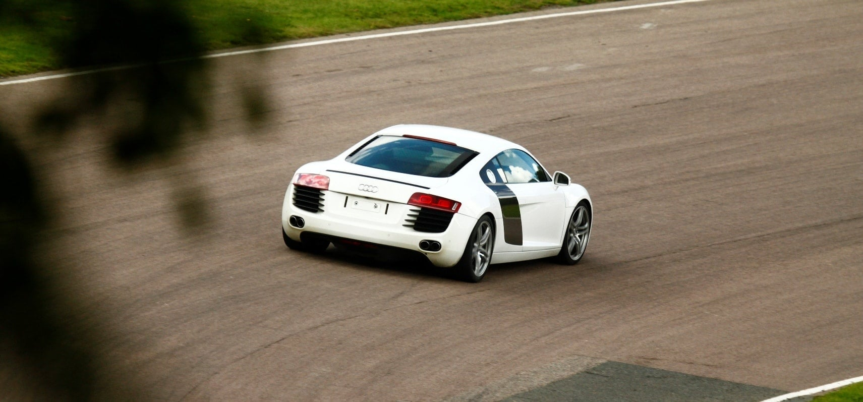 Iron Man Audi R8 6 Mile Driving Experience-4