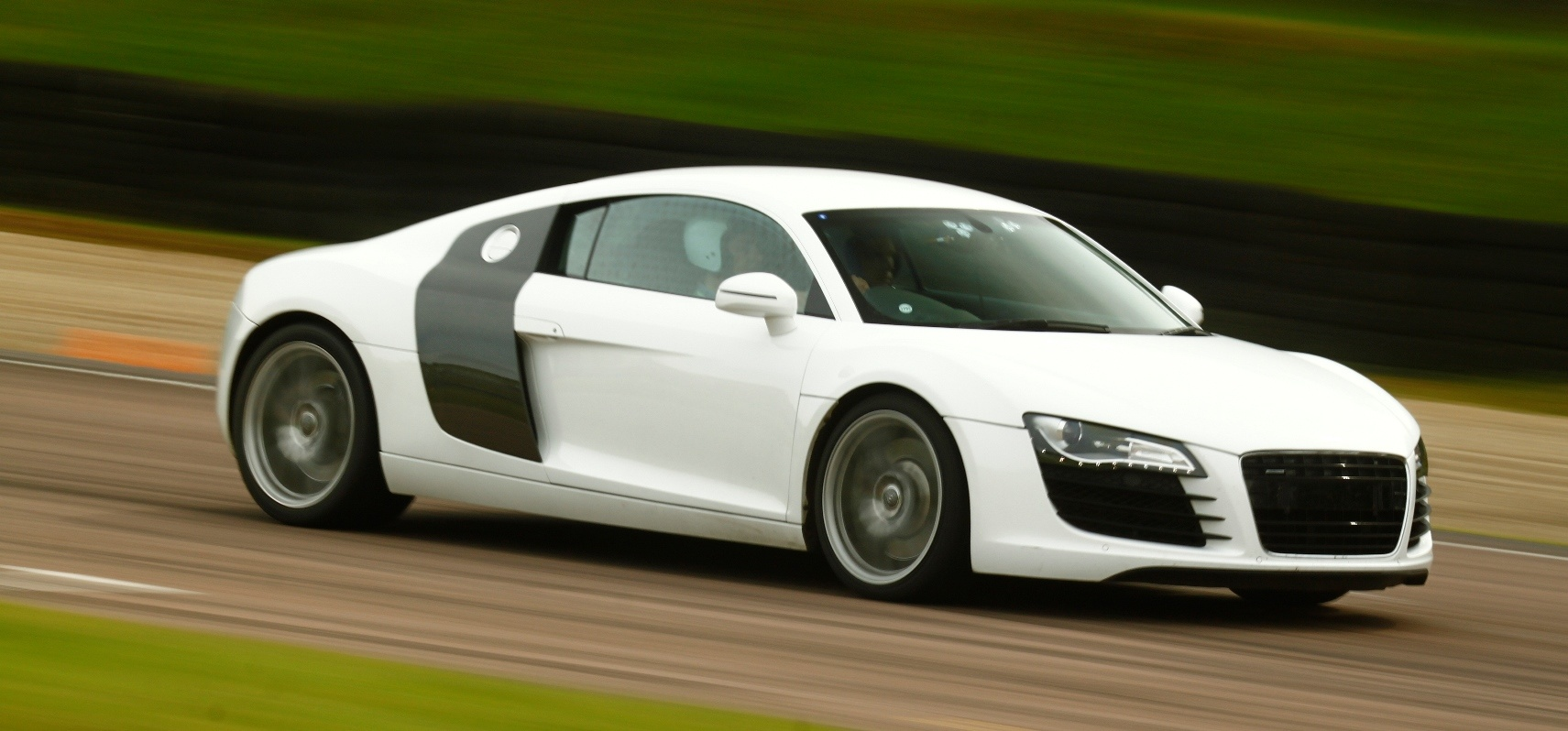 Iron Man Audi R8 6 Mile Driving Experience-3