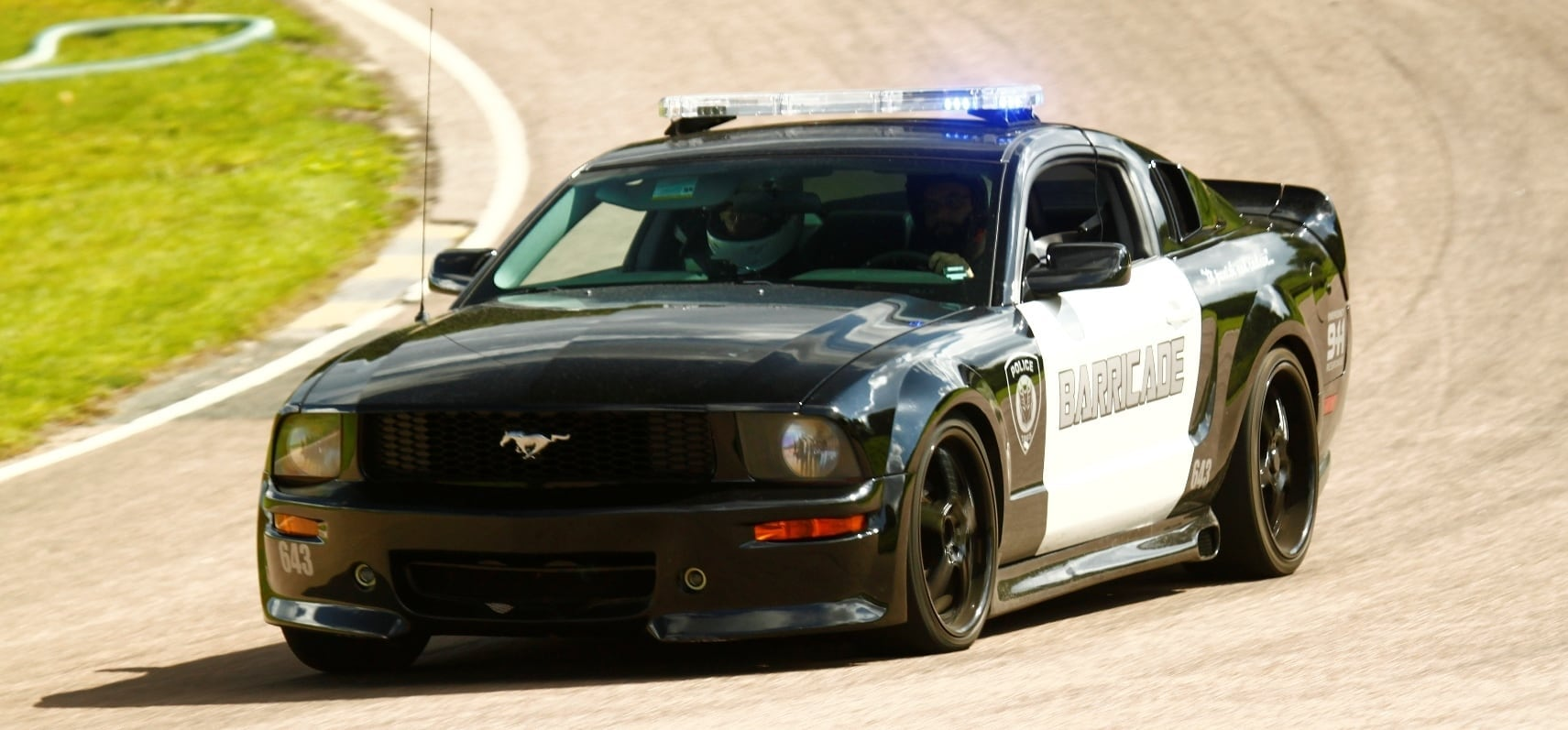 'Barricade' Mustang GT Experience-4