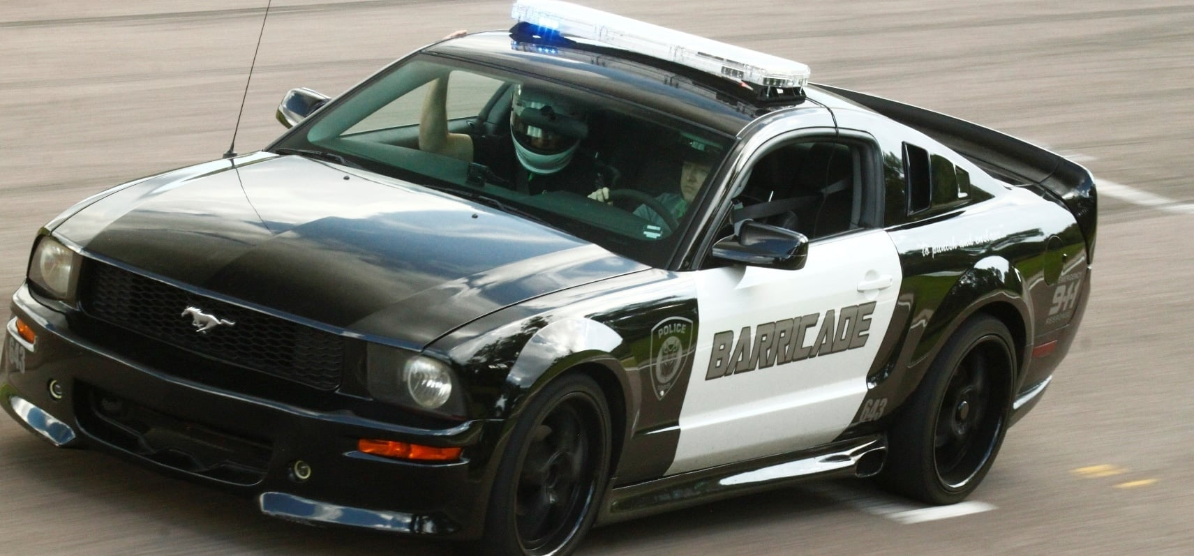 'Barricade' Mustang GT Experience-6