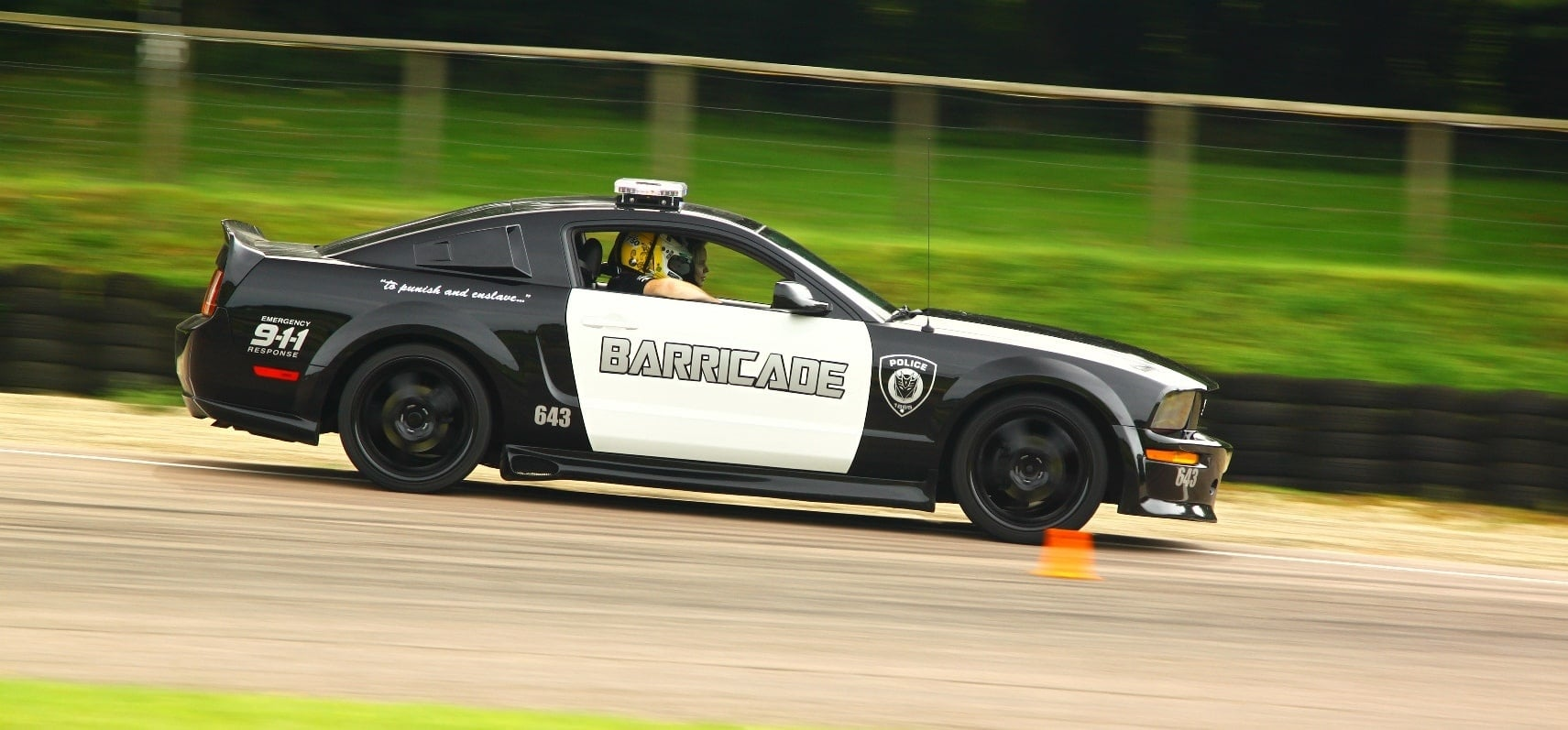 'Barricade' Mustang GT Experience-7