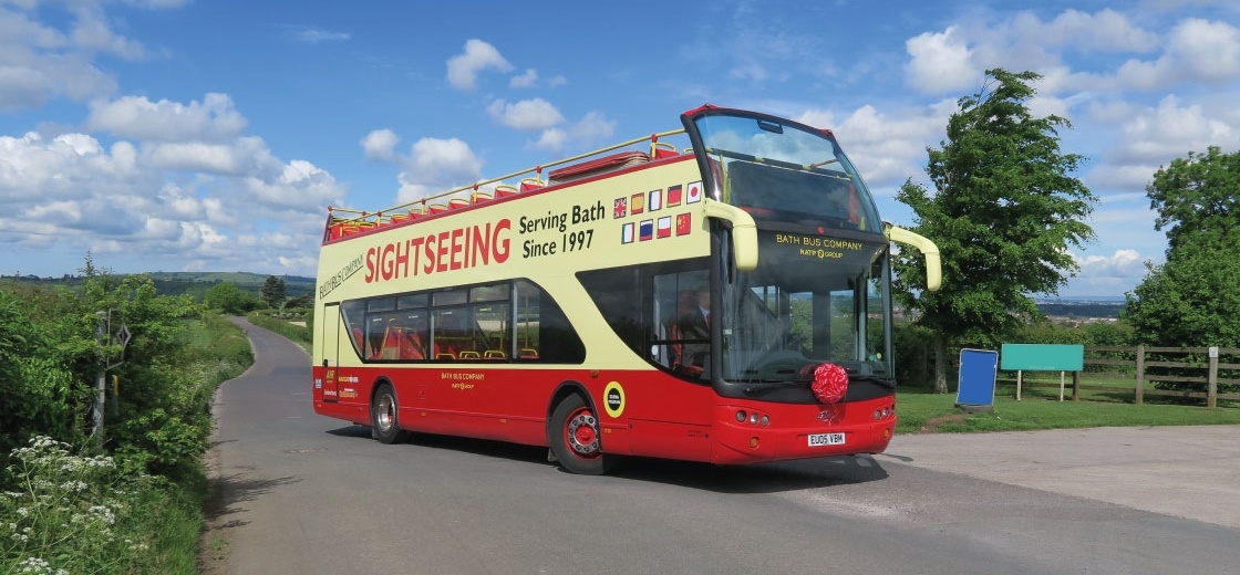 Bath Sightseeing Bus Tour for Two-5