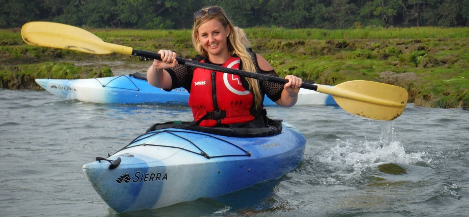 BCU 2 Star - Kayak Course - Hampshire-1