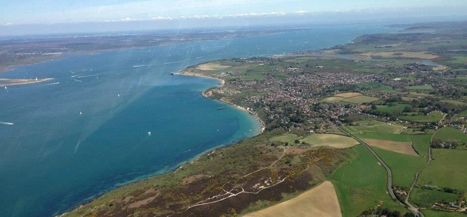 'Beaches and Bays' Helicopter Sightseeing Tour in Sussex-2