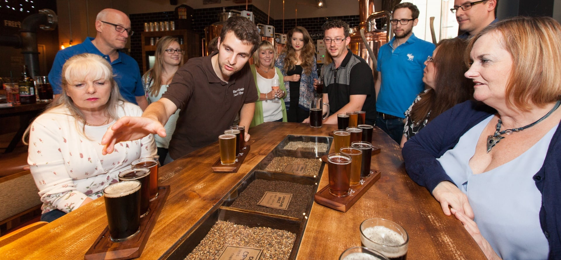 Chester Beer Tasting Masterclass For Two