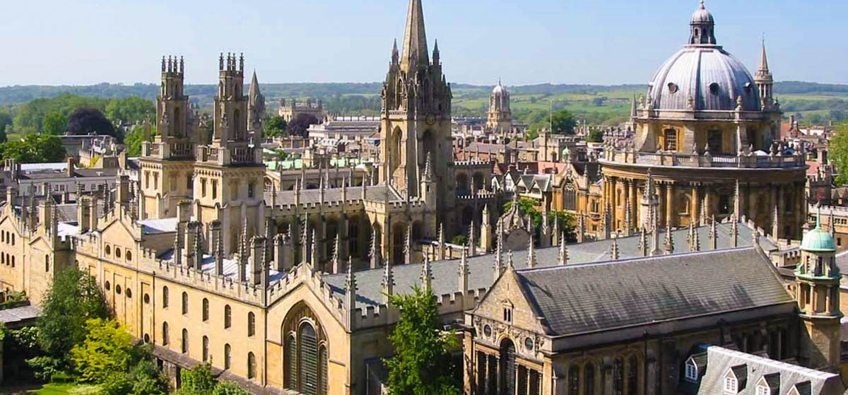 Oxford Cycling Tour For 2