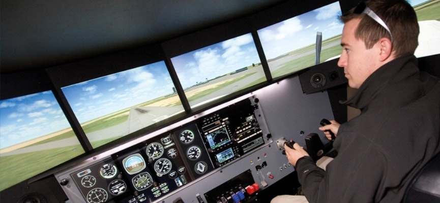 60 Minute Flight Simulator Experience In Bristol