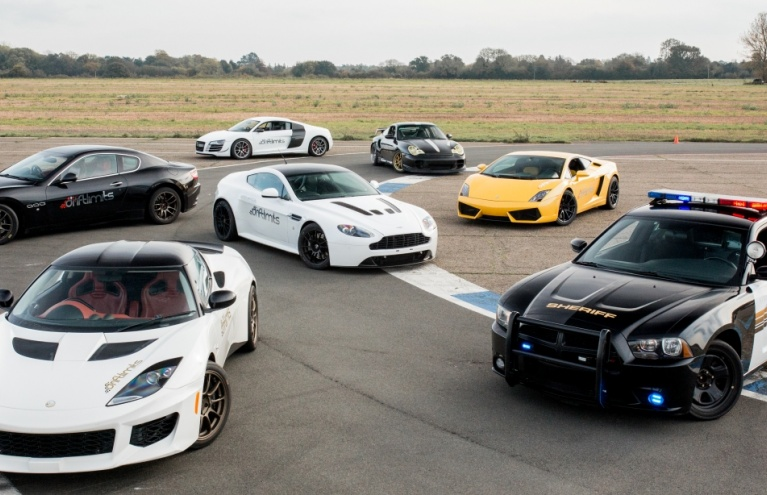blast and thrill supercar driving days driving experiences fleet.jpg