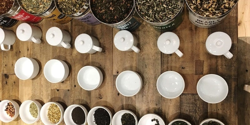 Tea Blending Workshop in Brighton-6