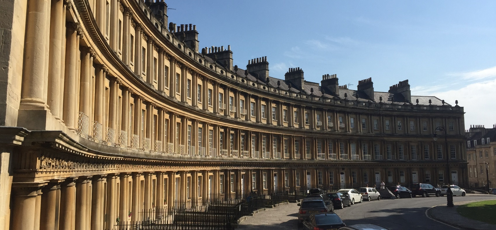 Bath Sightseeing Bus Tour for Two-4