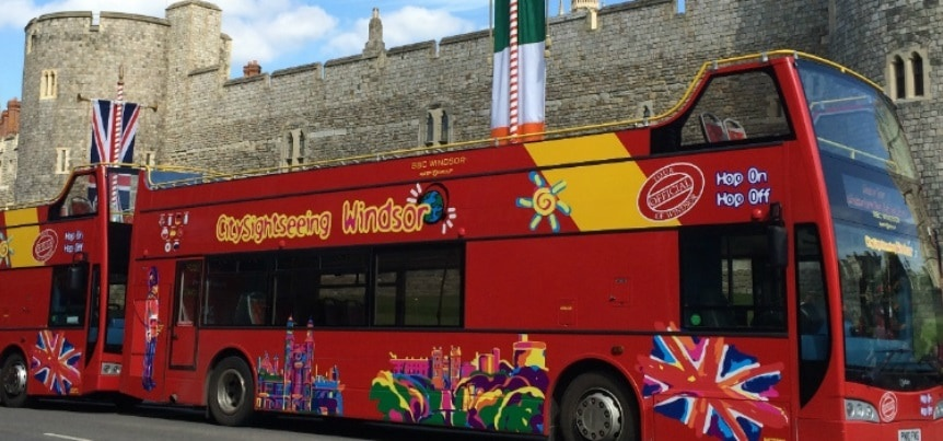 Windsor and Eton Sightseeing Bus Tour for Two-3
