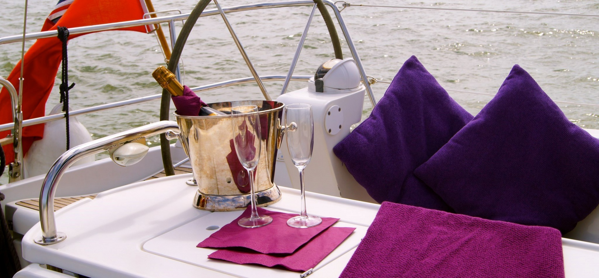 Solent Yacht Sailing Experience with Lunch-3