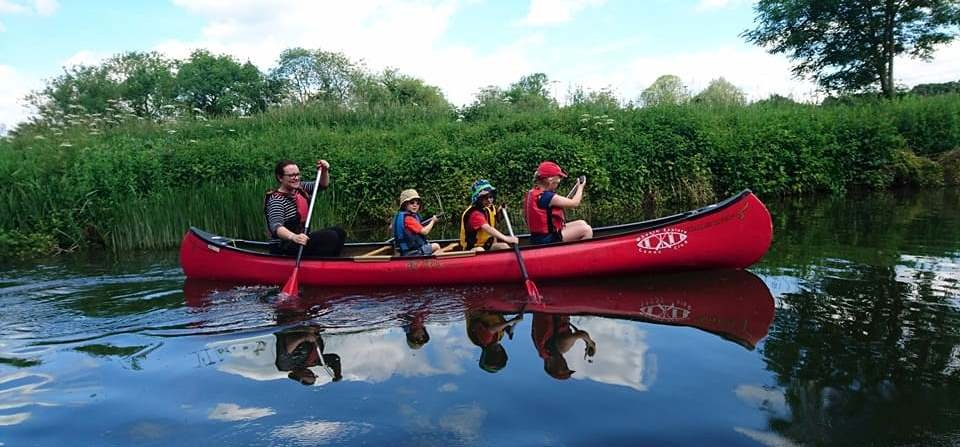 Canoeing - Half Day Guided Tour-1