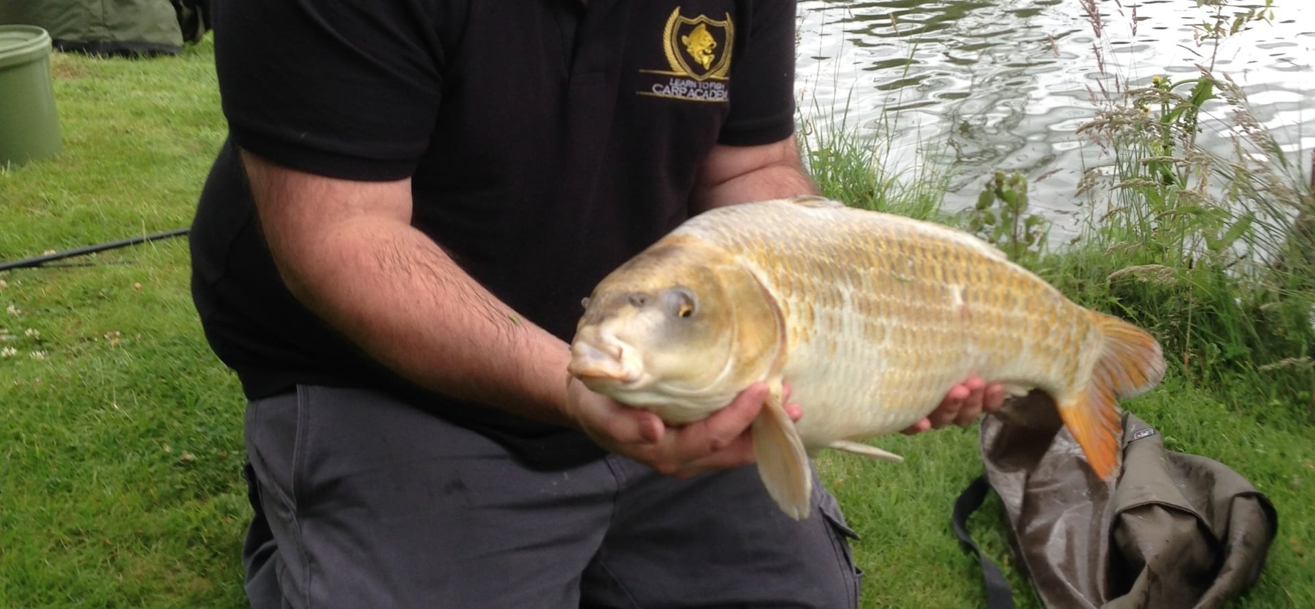 Lads and Dads Carp Fishing Experience - Essex-2