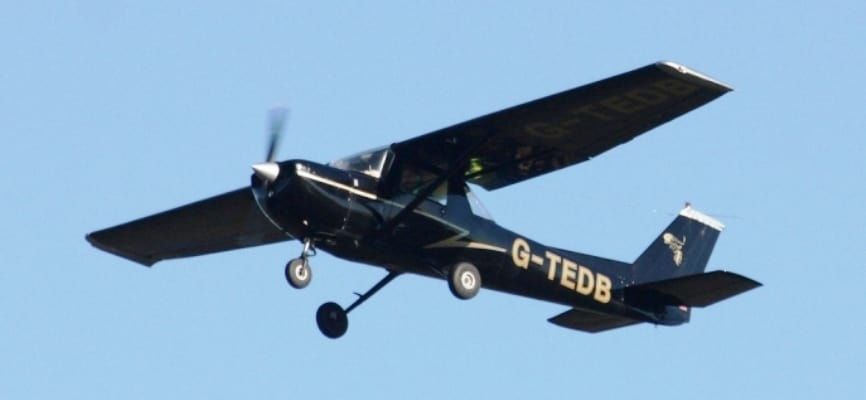 30 Minute Cessna 150 Flying Experience In Bristol