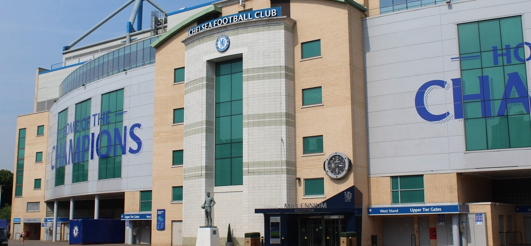 Chelsea Stamford Bridge Stadium Tour for Two-2